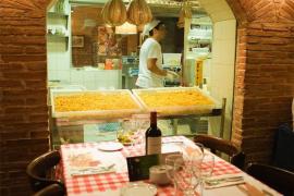 Restaurante italiano Piccola Italia en Palma