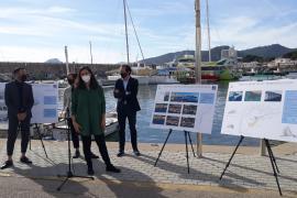 La rehabilitación del muelle de Cala Rajada pondrá fin al problema de usos portuarios