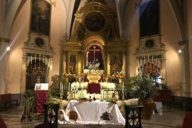 Esplendor de las Casas Santas en las iglesias de Palma