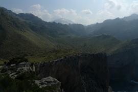 La Guardia Civil rescata a un excursionista herido en Pollença