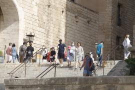 Son Sant Joan registrará 902 vuelos desde el Jueves Santo al Lunes de Pascua