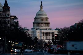 Fallece uno de los policías embestidos por un vehículo en el Capitolio