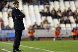 Pellegrino destituido como entrenador del Valencia