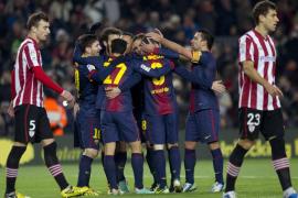 El depredador Messi en el Barça de los récords