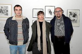 Cultura Foto inaguracion de la exposicion de Comic Nostrum foto:Elena
