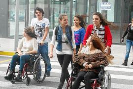 El 40% de los discapacitados de Balears están en el paro