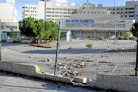 El Govern no invertirá ni un euro hasta 2014  en la remodelación del antiguo Son Dureta