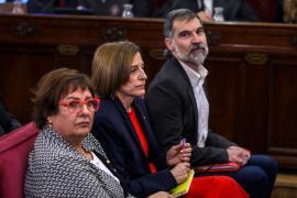 El juez anula la semilibertad de Bassa y Forcadell por el recurso de Fiscalía
