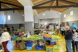 El mercado cubierto de Artà abre sus puertas como espacio agroalimentario y multifuncional