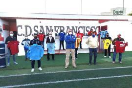 Los clubes de Palma apoyan al San Francisco