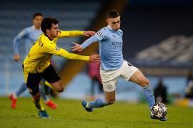 El Manchester City sufre para tumbar al Dortmund de Mateu Morey
