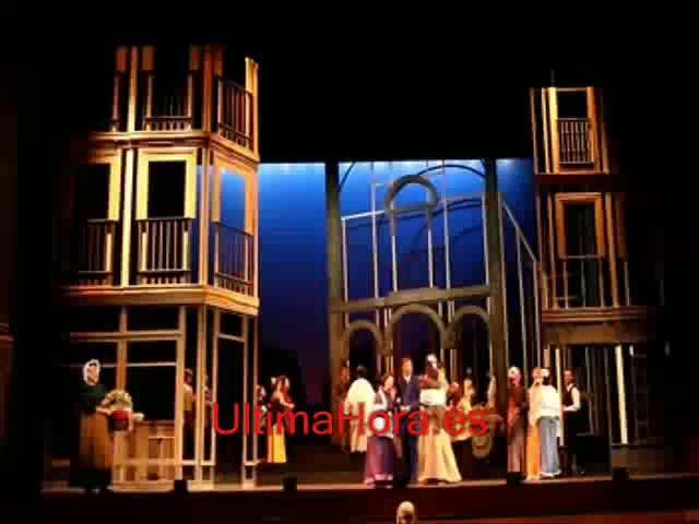 Doña Francisquita: zarzuela en el Teatre Principal