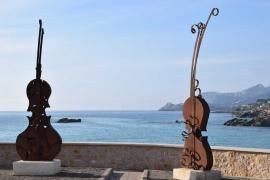 La cultura dará la nota en el paseo marítimo de Cala Rajada