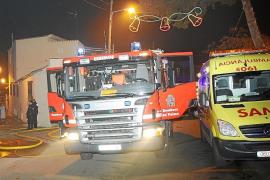 Hospitalizado un matrimonio que fue hallado inconsciente por un brasero en Manacor