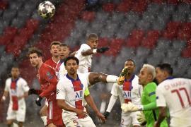 Mbappé y Keylor Navas dan el primer asalto al PSG