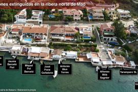 La extinción de los permisos en el puerto de Maó deja a la periodista Mercedes Milà sin su chalé junto al mar