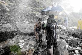 El cineasta Àlex Marín traza un relato de «supervivencia» en 'Foc de pedra'
