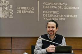 Pablo Iglesias solicita la indemnización de 5.300 euros mensuales como exvicepresidente