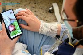 Un paciente con una dolencia cardíaca vuelve a nacer el mismo día que su hijo