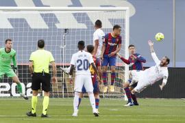 Horario y dónde ver el 'Clásico' entre Real Madrid y Barcelona