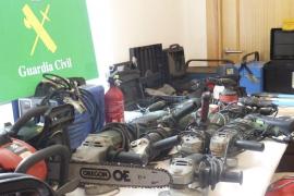 Operación Silvestre: 60 robos aclarados