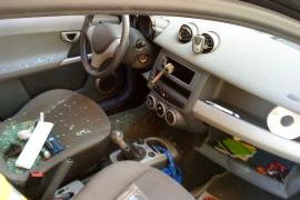 Siete detenidos por más de 120 robos en el interior de coches en cuatro meses en calles de Inca