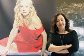 Intentan boicotear a Carmen Machi por firmar un manifiesto contra la autodeterminación de Cataluña