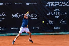 Carreño frena a Munar en la final del Andalucía Open