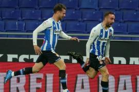 El Espanyol no falla y se mantiene líder tras ganar al Leganés