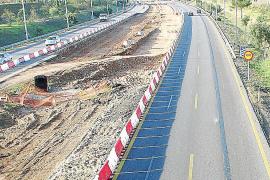 Juicio a los técnicos de las obras de la autovía de Inca por la muerte de un motorista