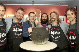 Anegats alcanza la «madurez» con la grabación en directo de 'Brou'