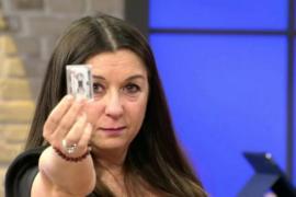 Cristina Cárdenas, examiga de Rocío Carrasco, a Antonio David en televisión: «No dormirás»