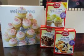 Kit para muffins de Taste of America