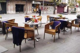 Cort bajará las tasas de las terrazas  en invierno para «promover la ocupación»