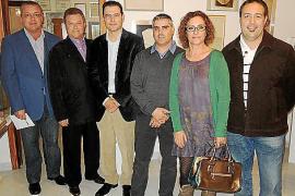 Exposición retrospectiva de Andreu Ferrer Mir en Santanyí