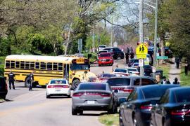 Varias víctimas en un tiroteo en un instituto de Tennessee