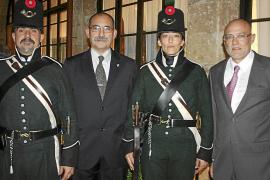 División mallorquina