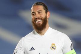 Sergio Ramos juagador del Real Madrid