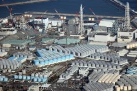 Japón comenzará a verter al mar el agua contaminada y tratada de Fukushima