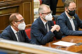 El Govern y los diputados de Baleares perderán sus privilegios judiciales