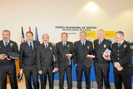 La Policía Local de Calvià premia al agente detenido por colaborar con 'La Paca'