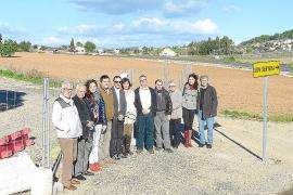 El PSOE exige a Bauzá que destine 1,5 millones a las obras del tren