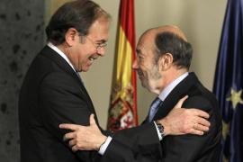 Rubalcaba aboga por cumplir la Constitución y adaptarla a los tiempos con consenso
