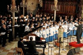Música solidaria en la Catedral, a favor de Lluc