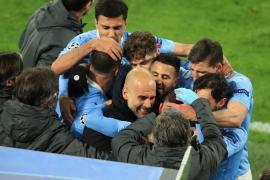 El Manchester City sella el pase a semifinales