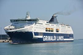 La llegada de navieras italianas a Baleares va a provocar una reducción de precios