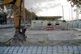 Paralizada la demolición de 'La Lubina' por la falta de un permiso eléctrico