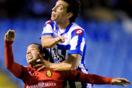 Caparrós planea situar a Dos Santos en la banda izquierda y Nsue en el lateral derecho