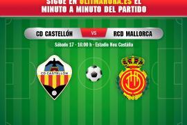 DIRECTO  Castellón-Real Mallorca