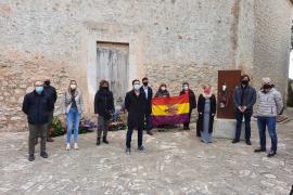 Distintos municipios de Mallorca realizan actos de recuerdo a las víctimas republicanas